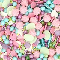 Cukorkák, Konfettik