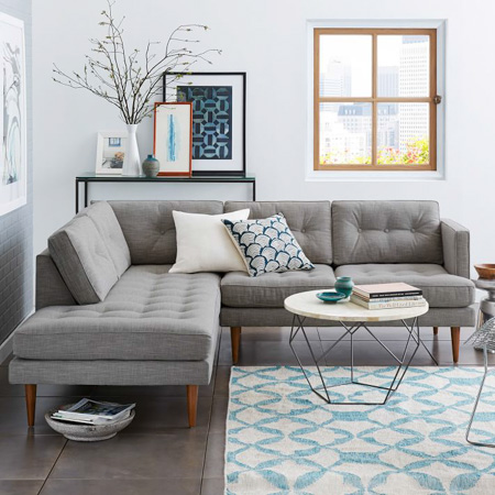 Sectional - West Elm